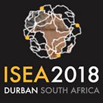 ISEA2018 logo