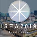 ISEA2019 logo